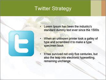 Vegan Salad PowerPoint Template - Slide 9