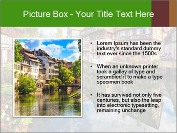 Strasbourg City PowerPoint Template - Slide 13