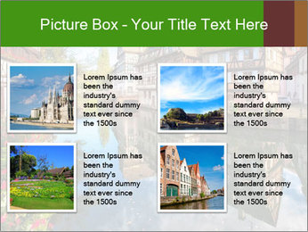 Strasbourg City PowerPoint Template - Slide 14