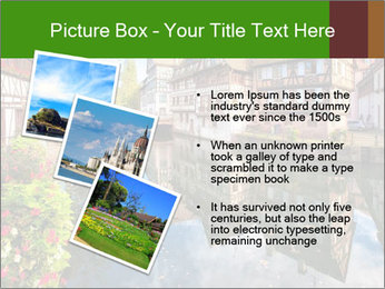 Strasbourg City PowerPoint Template - Slide 17