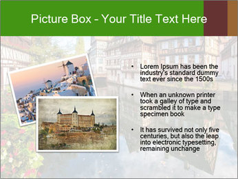 Strasbourg City PowerPoint Template - Slide 20