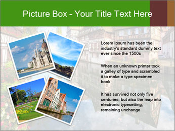 Strasbourg City PowerPoint Template - Slide 23