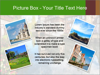 Strasbourg City PowerPoint Template - Slide 24
