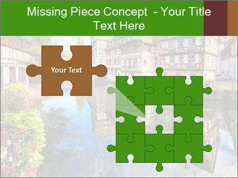 Strasbourg City PowerPoint Template - Slide 45