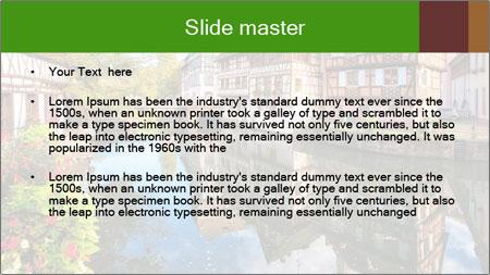 Strasbourg City PowerPoint Template - Slide 2