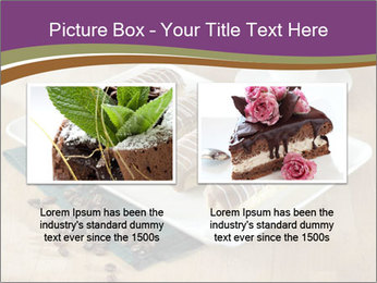 Cakes and coffee PowerPoint Template - Slide 18