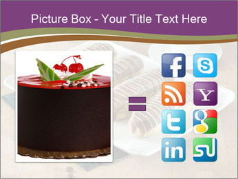Cakes and coffee PowerPoint Template - Slide 21