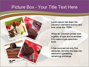 Cakes and coffee PowerPoint Template - Slide 23