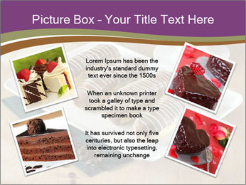 Cakes and coffee PowerPoint Template - Slide 24