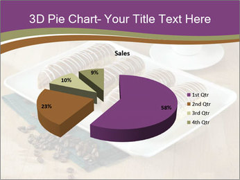 Cakes and coffee PowerPoint Template - Slide 35