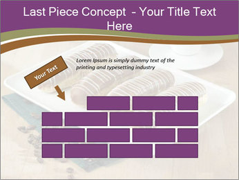 Cakes and coffee PowerPoint Template - Slide 46