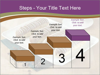 Cakes and coffee PowerPoint Template - Slide 64