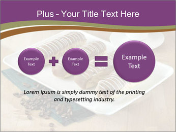 Cakes and coffee PowerPoint Template - Slide 75
