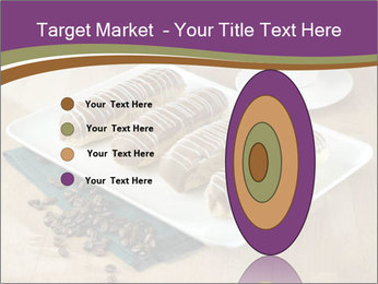 Cakes and coffee PowerPoint Template - Slide 84