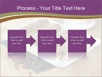 Cakes and coffee PowerPoint Template - Slide 88
