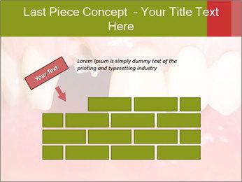 Broken front tooth PowerPoint Template - Slide 46