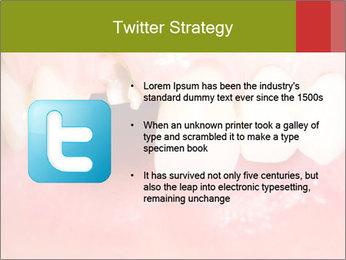 Broken front tooth PowerPoint Template - Slide 9