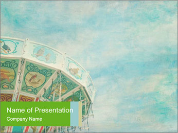 Carousel PowerPoint Template