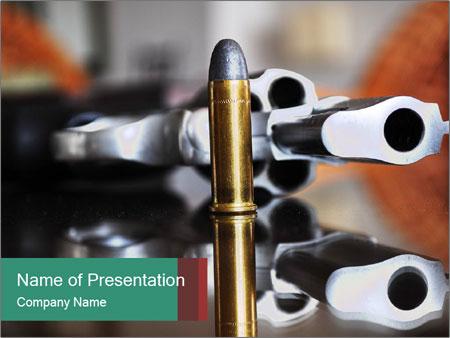 Revolver PowerPoint Template