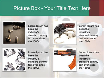 Revolver PowerPoint Template - Slide 14