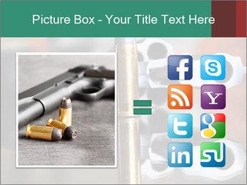 Revolver PowerPoint Template - Slide 21