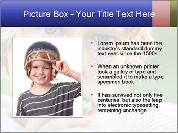 American football PowerPoint Template - Slide 13