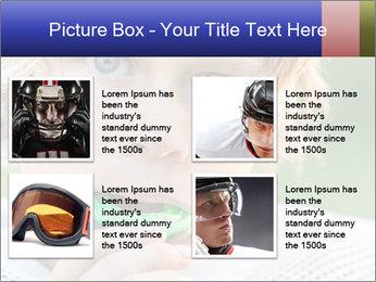American football PowerPoint Template - Slide 14