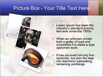 American football PowerPoint Template - Slide 17