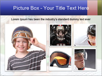 American football PowerPoint Template - Slide 19