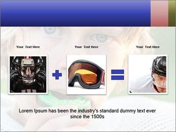 American football PowerPoint Template - Slide 22