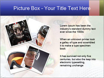 American football PowerPoint Template - Slide 23