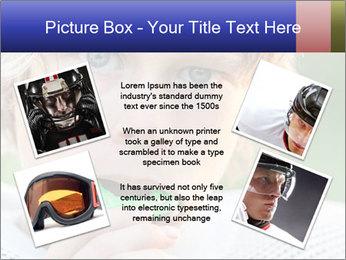 American football PowerPoint Template - Slide 24