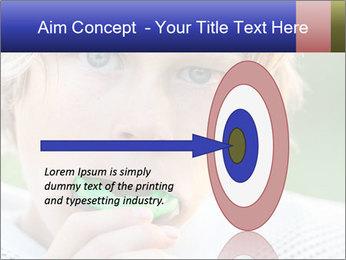 American football PowerPoint Template - Slide 83