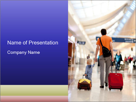 Travels PowerPoint Template
