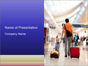 Travels PowerPoint Template - Slide 1