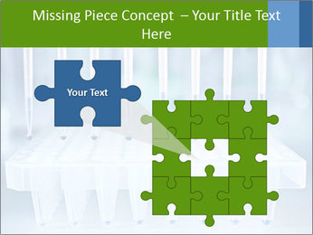 Test tubes for blood tests PowerPoint Template - Slide 45