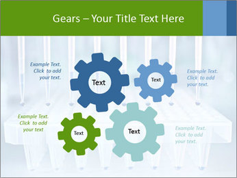 Test tubes for blood tests PowerPoint Template - Slide 47