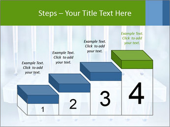 Test tubes for blood tests PowerPoint Template - Slide 64