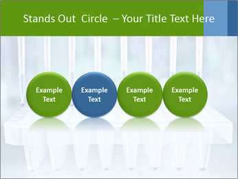 Test tubes for blood tests PowerPoint Template - Slide 76