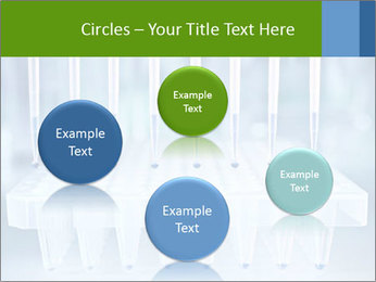 Test tubes for blood tests PowerPoint Template - Slide 77