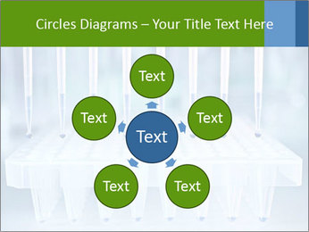 Test tubes for blood tests PowerPoint Template - Slide 78