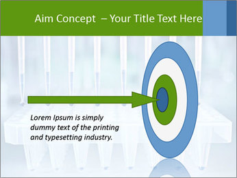 Test tubes for blood tests PowerPoint Template - Slide 83