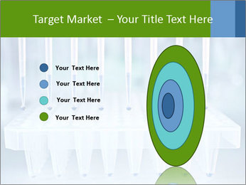 Test tubes for blood tests PowerPoint Template - Slide 84