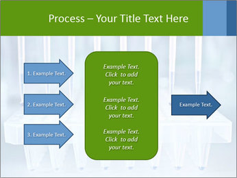 Test tubes for blood tests PowerPoint Template - Slide 85