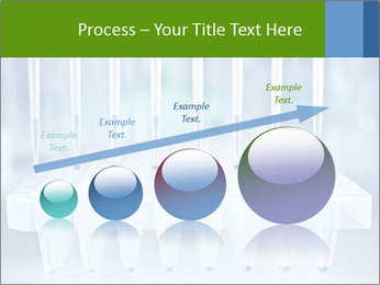 Test tubes for blood tests PowerPoint Template - Slide 87