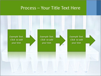 Test tubes for blood tests PowerPoint Template - Slide 88