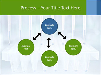 Test tubes for blood tests PowerPoint Template - Slide 91