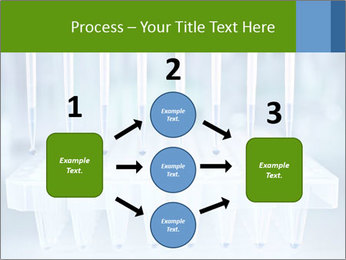 Test tubes for blood tests PowerPoint Template - Slide 92