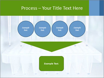 Test tubes for blood tests PowerPoint Template - Slide 93