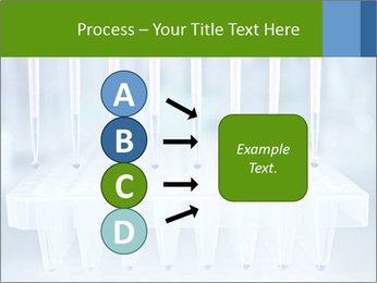 Test tubes for blood tests PowerPoint Template - Slide 94